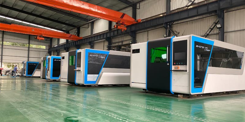 laser cutting machine 2000w