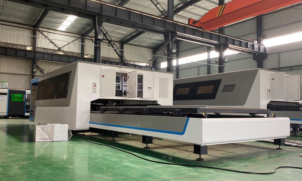 4000W Laser Cutting