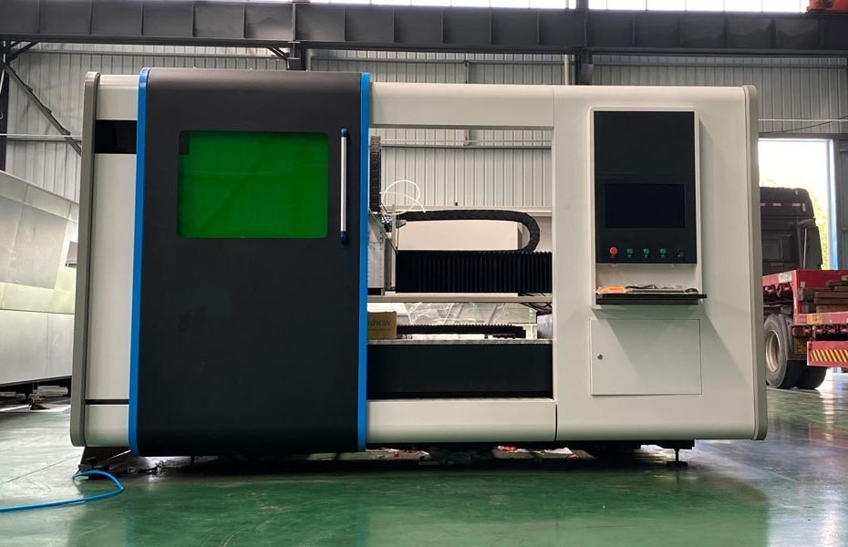 6000W Laser Cutting Machine 4000X2000