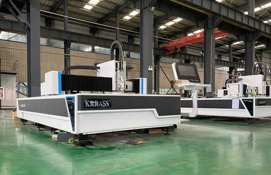 KRRASS Laser cutting machine