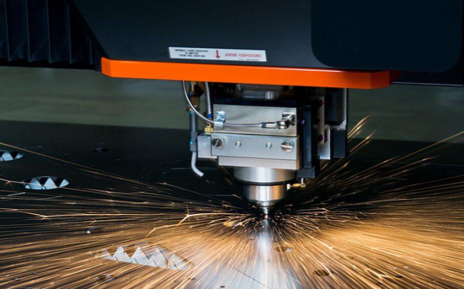 1000W Fiber Laser Cutting Machine from China