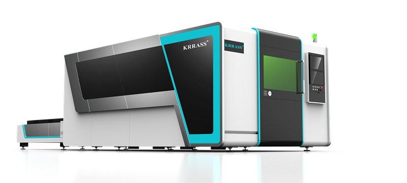 8000W Fiber Laser Cutting machine