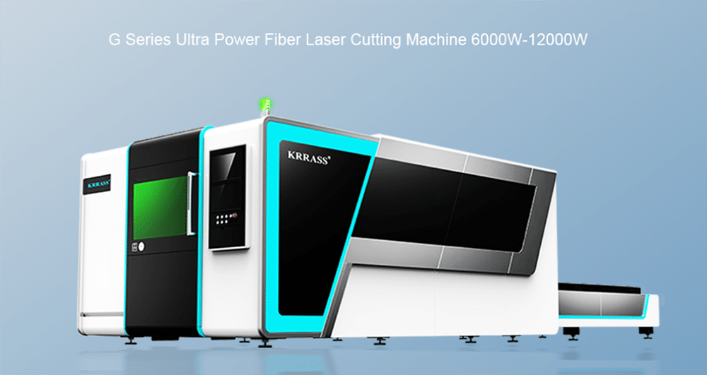 6KW-12KW fiber laser cutting machine