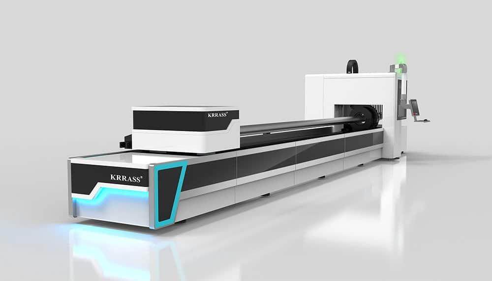 Chinese fiber laser cutting machine