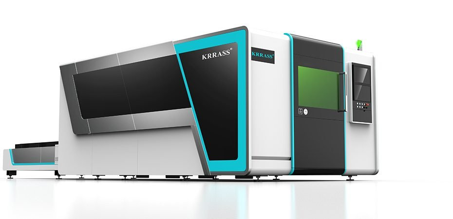 6kw fiber laser cutting machine