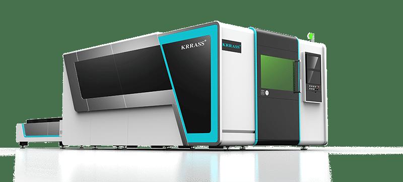 Ultra power fiber laser cutting machine